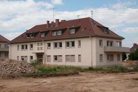 Pfalzstrasse vor der Sanierung