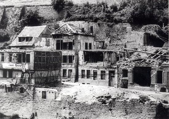 1947: Bad Kreuznach nach dem Krieg (Foto © Steffen Kaul)