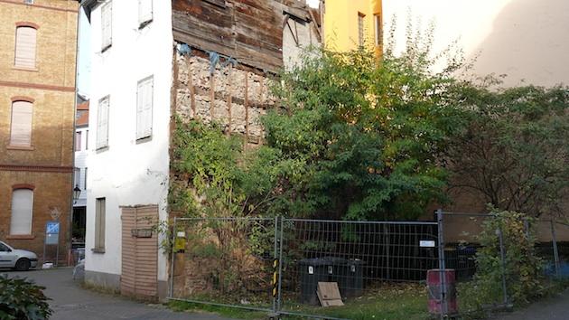 Gewobau plant Mehrfamilienhaus für die Gerbergasse