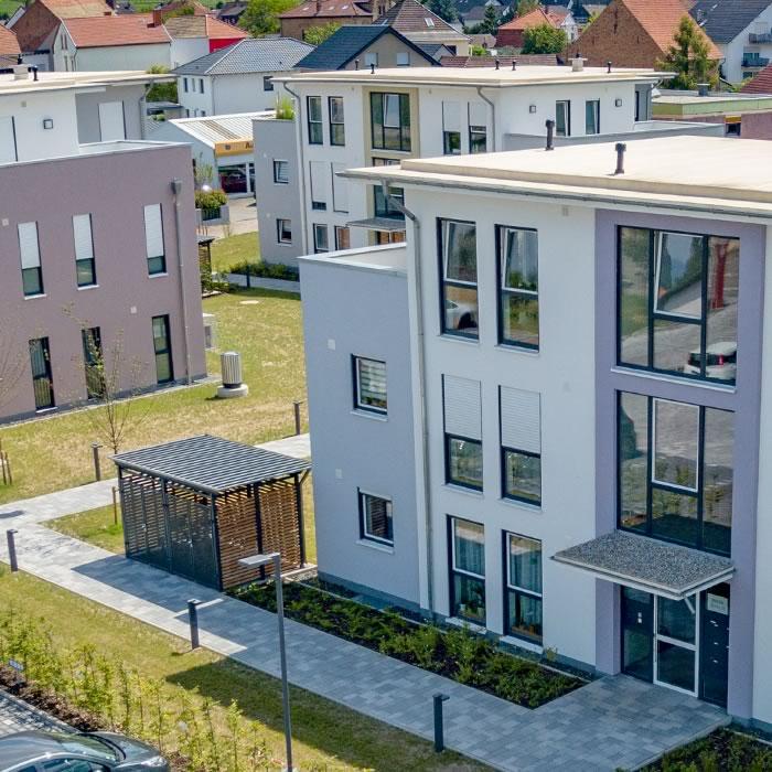 Projekte der Gewobau Bad Kreuznach